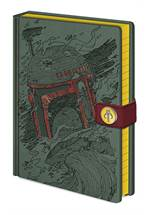 Star Wars - Notizbuch A5 Boba Fett