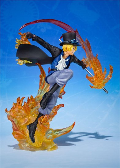 One Piece - Figur Sabo Fire