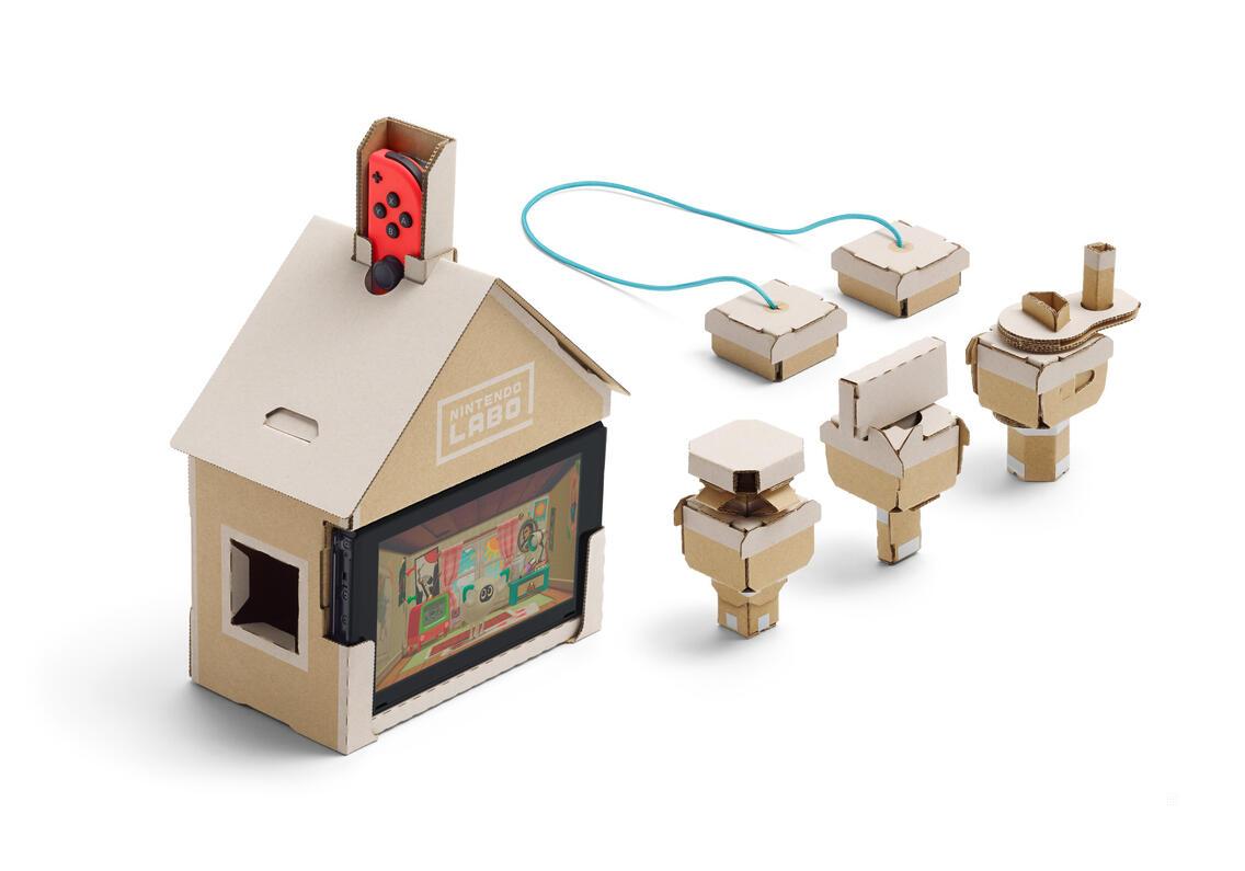 Nintendo Labo Screenshot