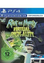 Rick and Morty: Virtual Rick-ality VR