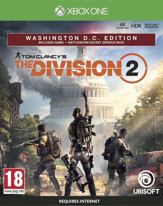 Tom Clancy's The Division 2 Washington D.C. Edition