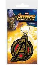 Marvel Avengers - Schlüsselanhänger Avengers Symbol