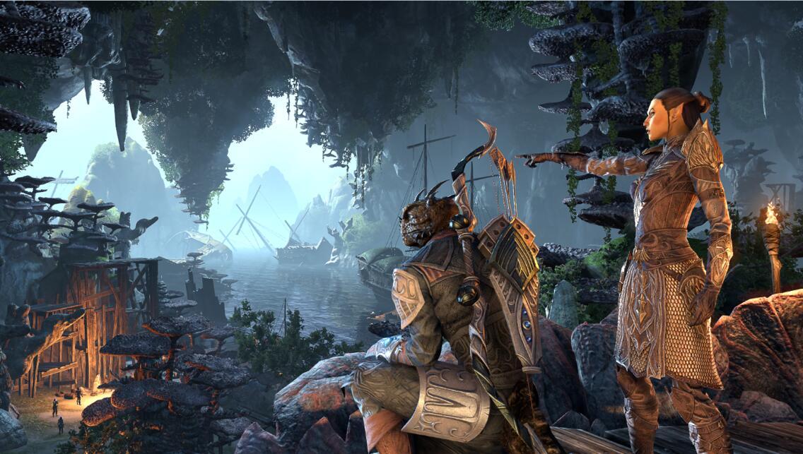 The Elder Scrolls Online: Summerset Screenshot