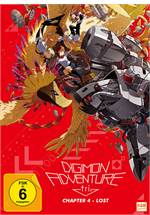 Digimon Adventure tri. Chapter 4 - Lost (Blu-Ray)