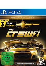 The Crew 2 Gold Edition