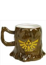 The Legend of Zelda - Tasse Deku Baum 3D