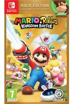 Mario & Rabbids Kingdom Battle Gold Edition