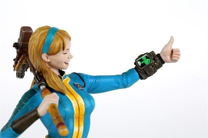 Fallout 4 - Replika Vault Girl