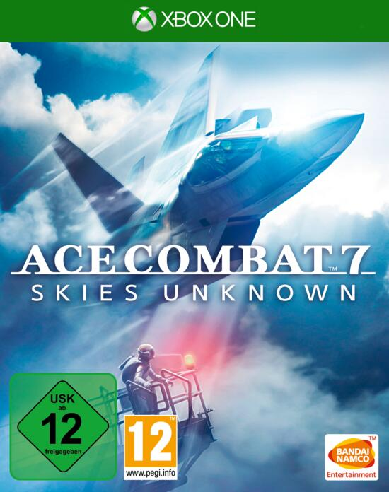 Ace Combat 7 - Skies Unkown