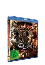 Attack on Titan - Feuerroter Pfeil und Bogen (Blu-Ray)