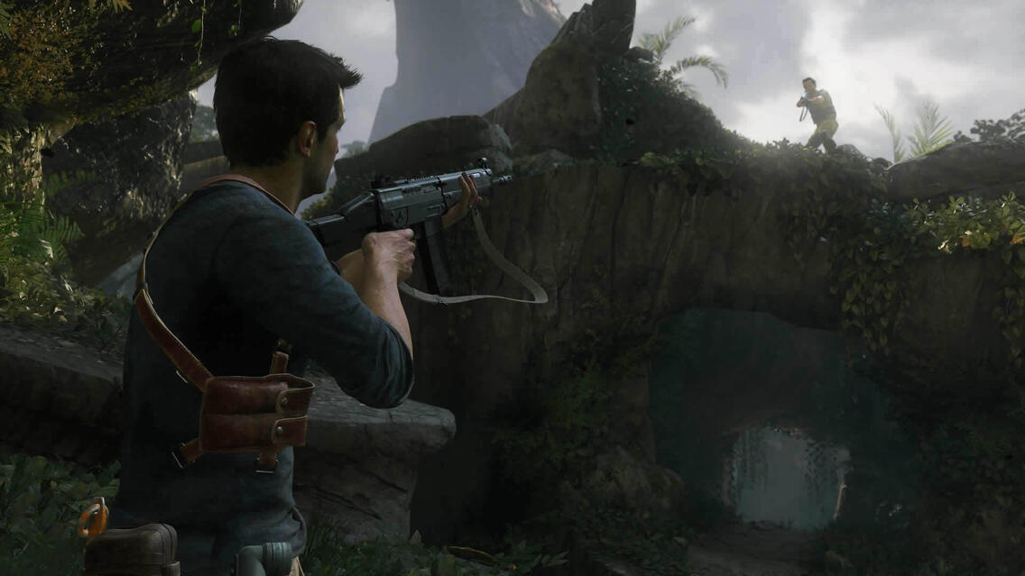 Uncharted 4: A Thief's End PlayStation Hits Edition