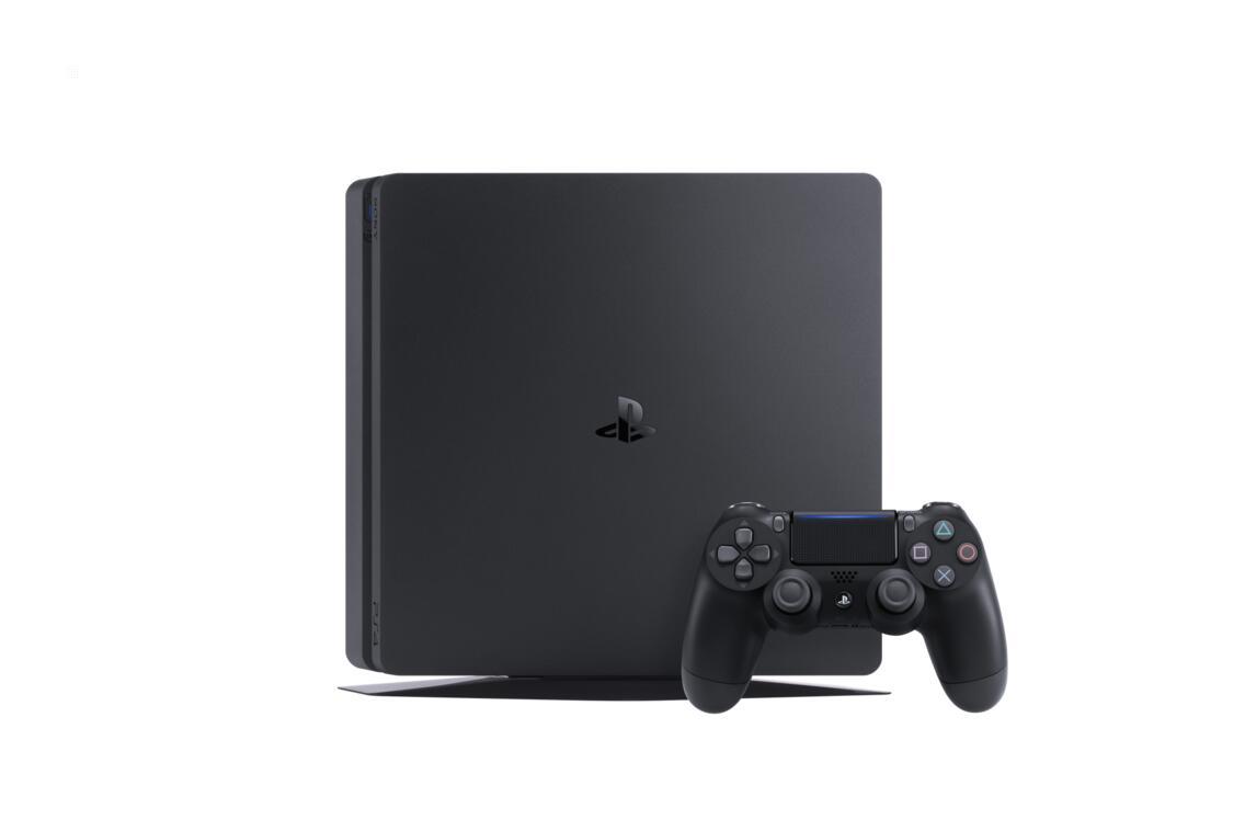 PlayStation 4 Slim 1TB Konsole inkl. Fifa 19 und 2ter DualShock 4 Controller