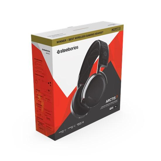 SteelSeries Arctis 7 wireless Headset 2019 Edition