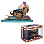 Aladdin - POP! Vinyl-Figur Movie Moment Aladdin & Jasmin auf dem fliegenden Teppich