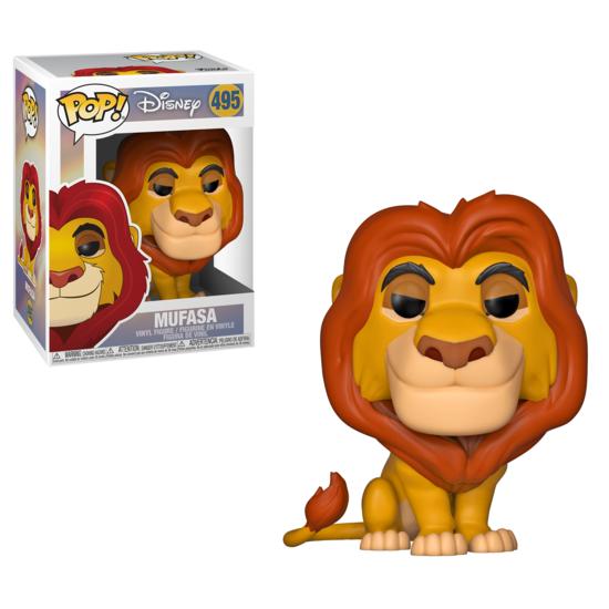 Der König der Löwen - POP! Vinyl-Figur Mufasa