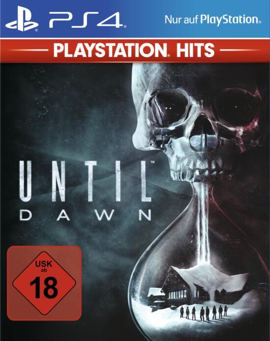 Until Dawn PlayStation Hits Edition