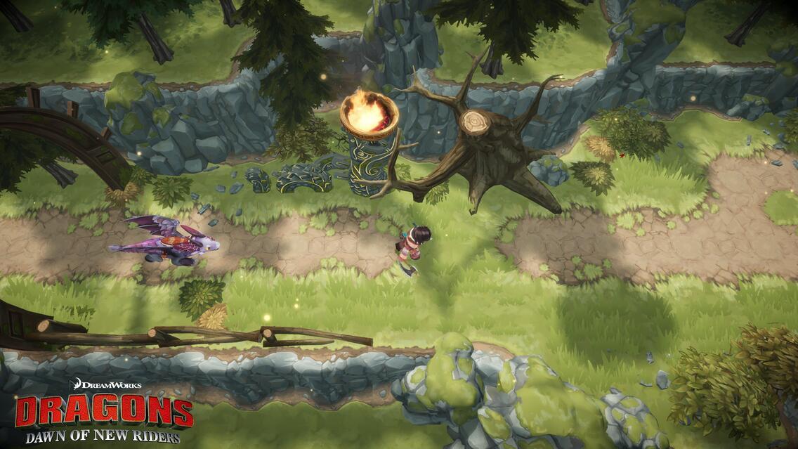 Dragons: Aufbruch neuer Reiter