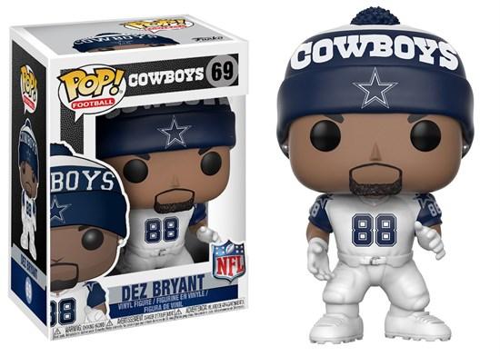 NFL - POP! Vinyl-Figur Dez Bryant