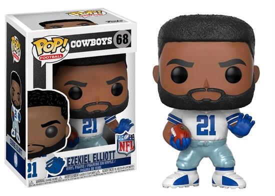 NFL - POP! Vinyl-Figur Ezekiel Elliott
