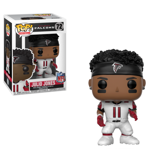 NFL - POP!-Vinyl Figur Julio Jones