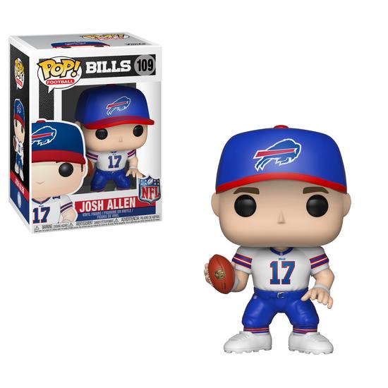NFL - POP!-Vinyl Figur Josh Allen