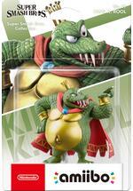 amiibo Figur Super Smash Bros. King K. Rool