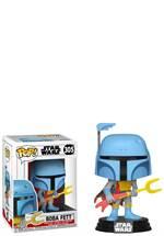 Star Wars - POP!-Vinyl Figur Boba Fett (Animated)