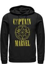 Captain Marvel - Hoodie (Größe M)