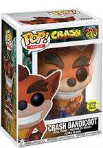 Crash Bandicoot - POP! Vinyl-Figur Crash Bandicoot (Glow in the Dark)