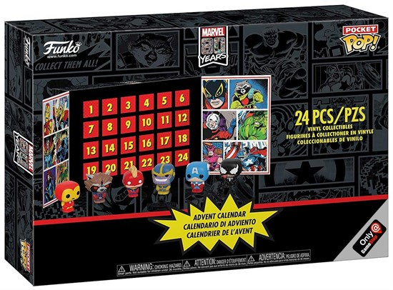 Marvel - POP!- Adventskalender