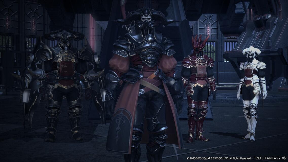 Final Fantasy XIV online Complete Edition