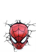 Marvel Spider-Man - Leuchte 3D