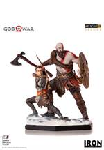 God of War - Statue Kratos & Atreus (Vorbestellbar bis 26.05.2019)
