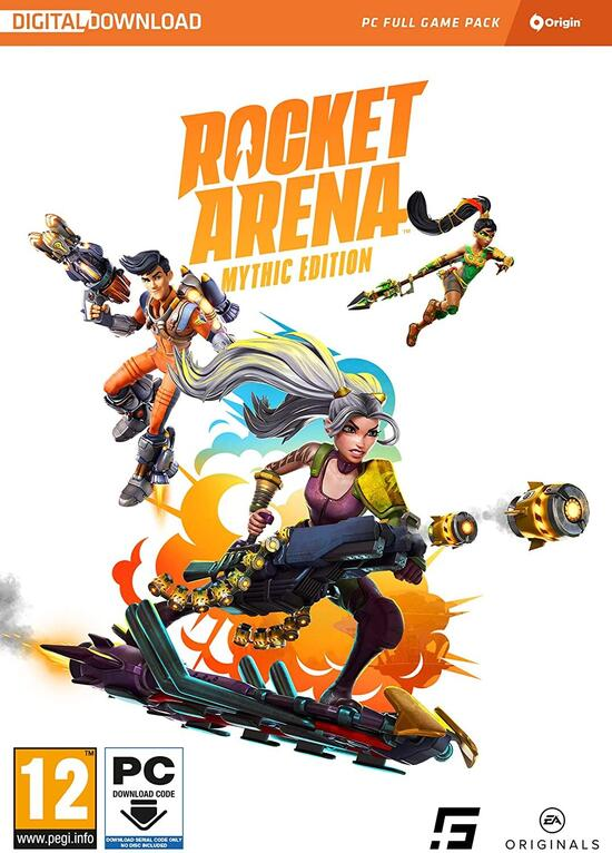 Rocket Arena Mythic Edition (Code in a Box)
