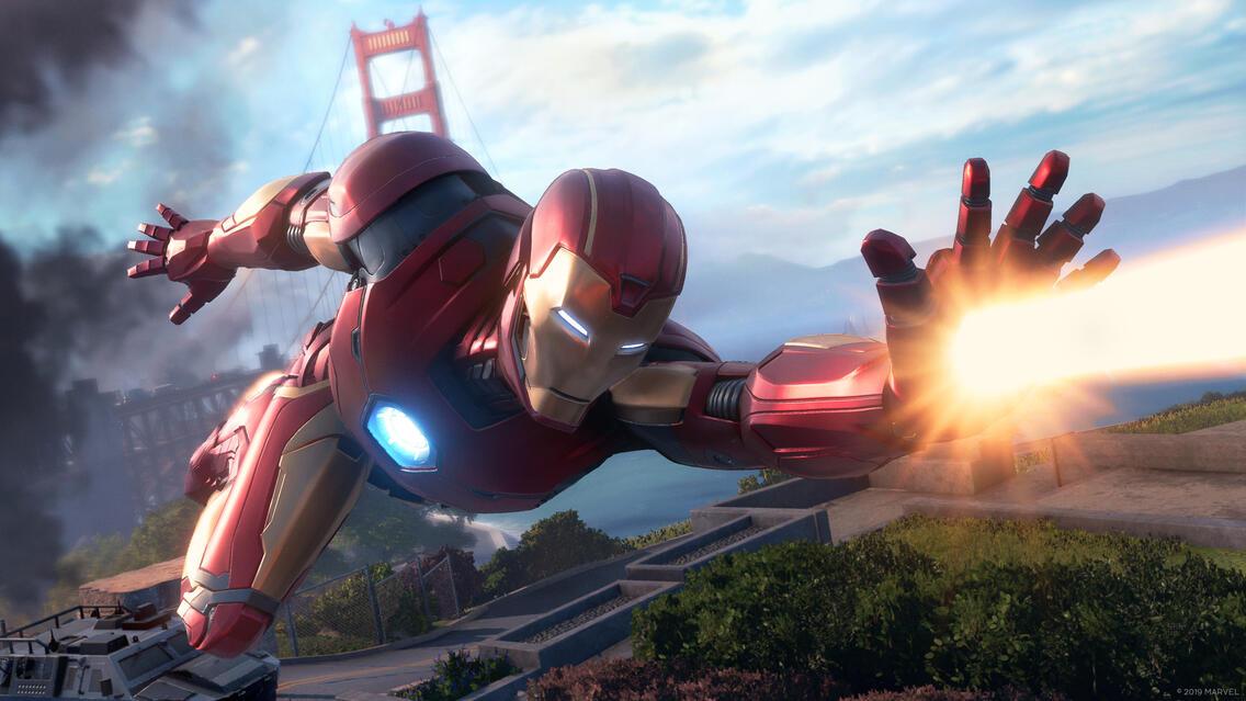 Marvel's Avengers (kostenloses Upgrade auf PS5)