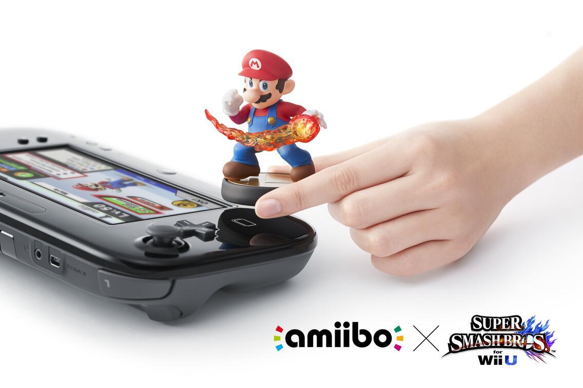 amiibo Figur Super Smash Bros. Bisaknosp