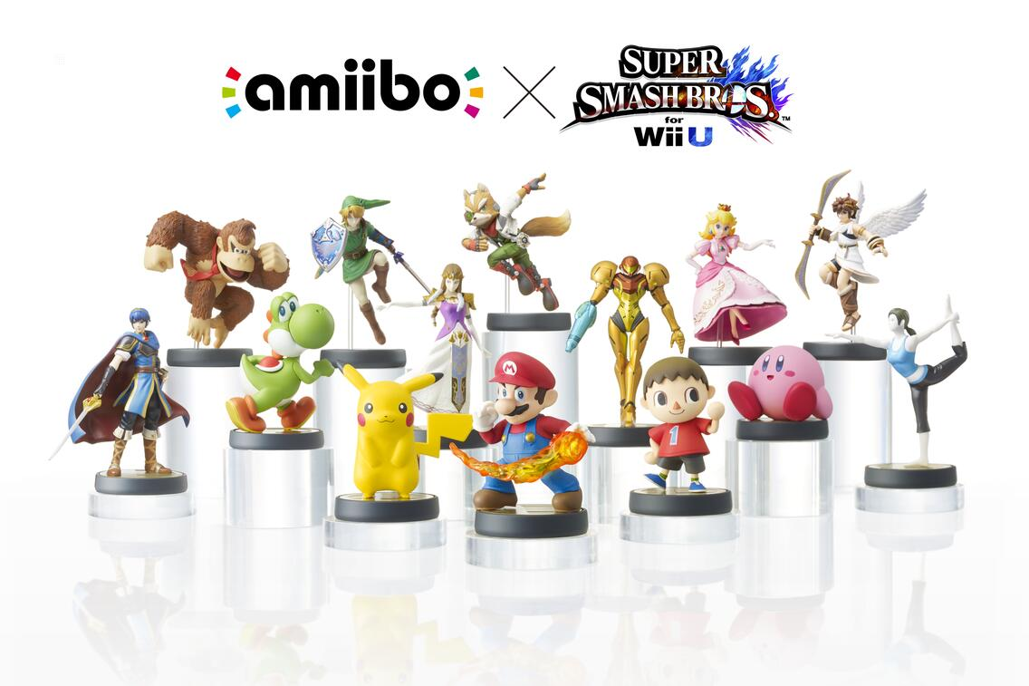 amiibo Figur Super Smash Bros. Schiggy