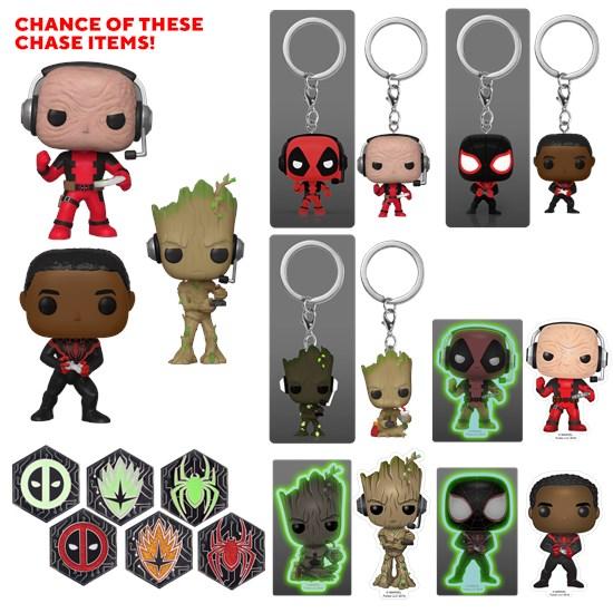 Marvel - Black Deals Funko Box