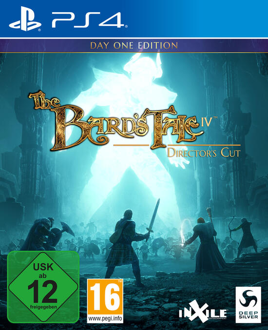 The Bard's Tale IV: Barrows Deep Day One Edition