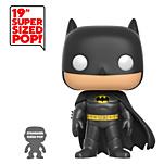 Batman - POP!-Vinyl Figur 80igstes Jubiläum (Super Size)