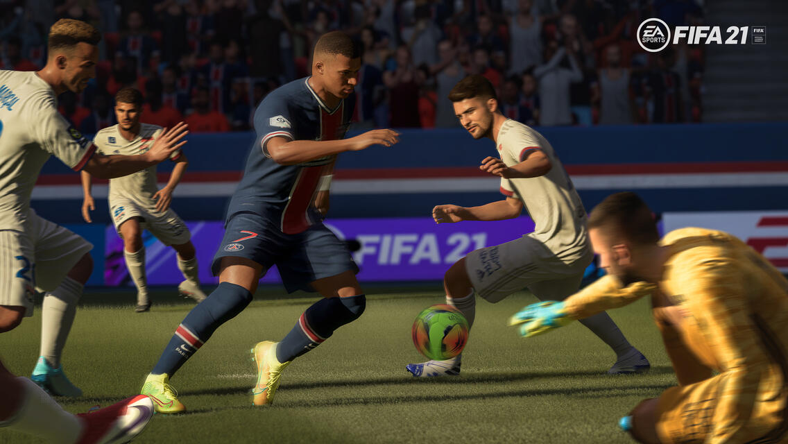FIFA 21 Screenshot