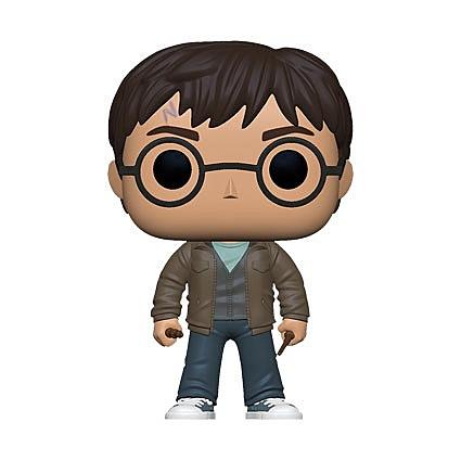 Harry Potter - POP!-Vinyl Figur Harry Potter (Funko Club exklusiv!)