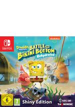 SpongeBob Schwammkopf: Battle for Bikini Bottom Rehydrated Shiny Edition