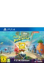 SpongeBob Schwammkopf: Battle for Bikini Bottom Rehydrated F.U.N Edition