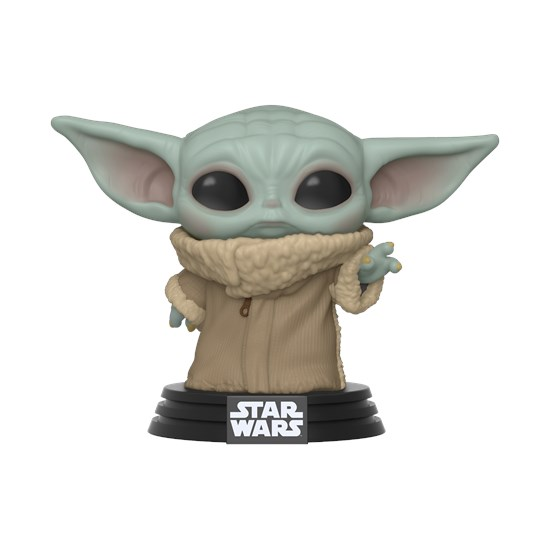 Star Wars - POP!-Vinyl Figur Baby Yoda