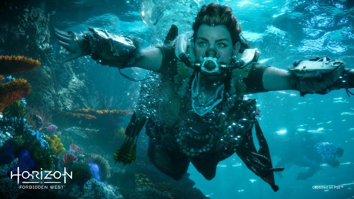 Horizon Forbidden West Screenshot