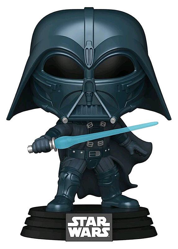 Star Wars - POP!-Vinyl Figur Darth Vader (Funko Club exklusiv!)