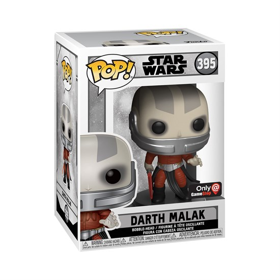 Star Wars: Knights of the Old Republic - POP!-Vinyl Figur Darth Malak