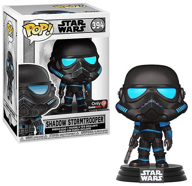 Star Wars - POP!-Vinyl Figur Shadow Trooper