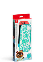Nintendo Switch-Tasche & -Schutzfolie Animal Crossing: New Horizons Edition
